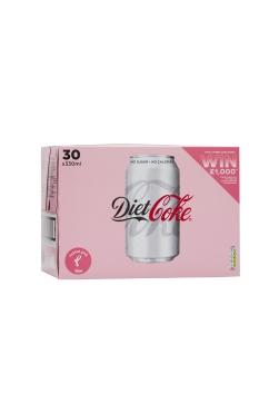 Diet Coke Bottles, £10