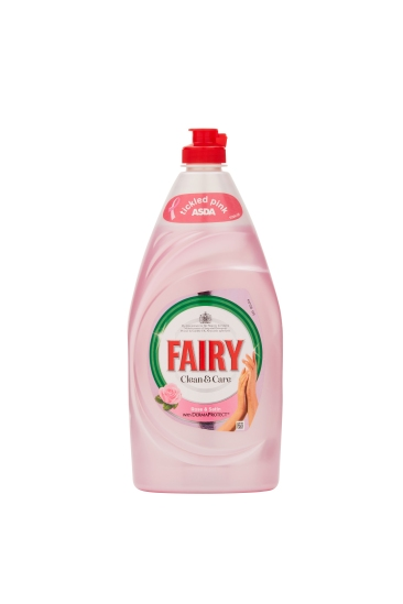 Fairy hand dish Rose 820ml £2