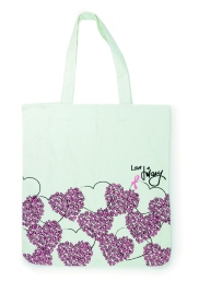 Tickled Pink George Tote by Hilary Alexander, £4